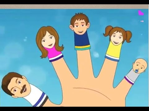 Finger - Finger Family Collection(Daddy Finger) :7 Finger family collection Videogyan Kids Musical Journey is the collection of popular nursery rhymes with foot tapping music and colourful visuals.The...