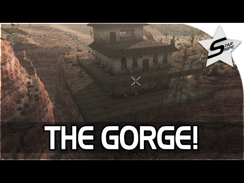 """7 Days to Die ALPHA 15 Gameplay Part 8 - """"THE CANYON / GORGE!"""""""
