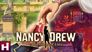 Nonton Nancy Drew  Labyrinth Of Lies Official Trailer   Nancy Drew Games   Her Interactive Film Subtitle Indonesia Streaming Movie Download