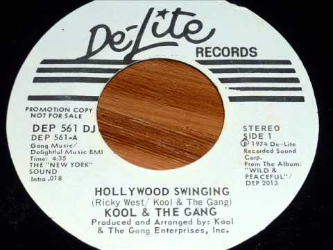 swinging - 1 R&B #6 Pop 1974 This single is becoming more and more difficult to find. Let alone a DJ copy.
