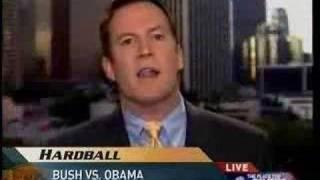 Chris Matthews Tears Up Kevin James on Hardball
