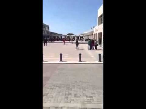 Man streaks NDU campus in Lebanon