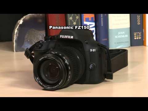 Video: Fujifilm X-S1 Digitalkamera-Test