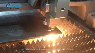 Price high quality fiber laser machine youtube video
