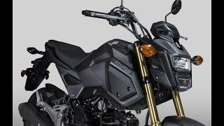 9. 2018 Honda Grom ABS Release Date