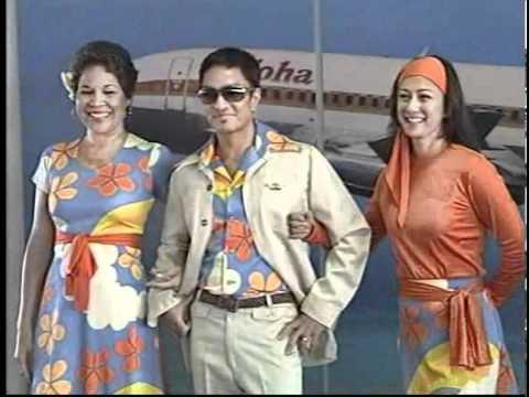 Aloha Airline    60 Years, One Spirit
