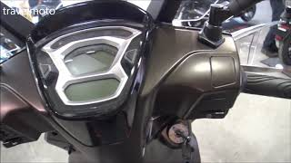 9. The KYMCO people scooters 2019