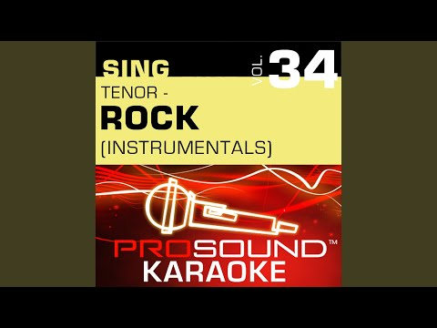 Green Eyed Lady (Karaoke Instrumental Track) (In The Style Of Sugarloaf)