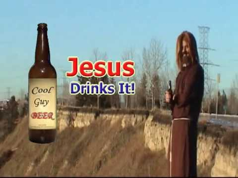 Cool Guy Beer Commercial #2