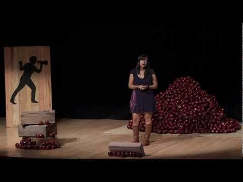 TEDxFruitvale – Andrea Cristina Mercado – Domestic Workers Banding Together