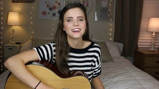 Say You Won't Let Go - James Arthur (Tiffany Alvord Cover) (Live Acoustic)