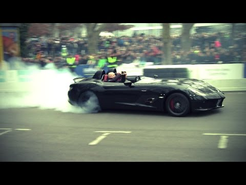 Mercedes-Benz Stars and Cars 2014 Highlights HD