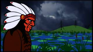 Fish Story - Chief Blackwater 2012 Tupelo Film Festival Ad