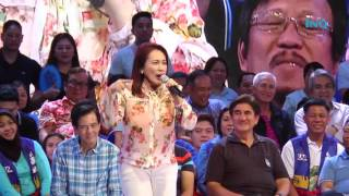 Ai Ai delas Alas dances with Binay