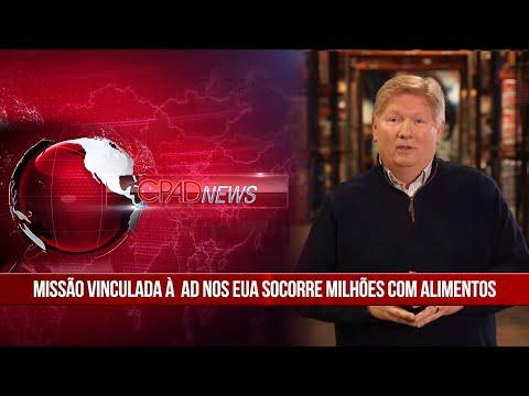 Boletim Semanal de Notícias - CPAD News 182