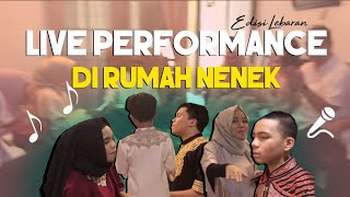 "Video Live Performance ""This Is Me"" di rumah Nenek 
