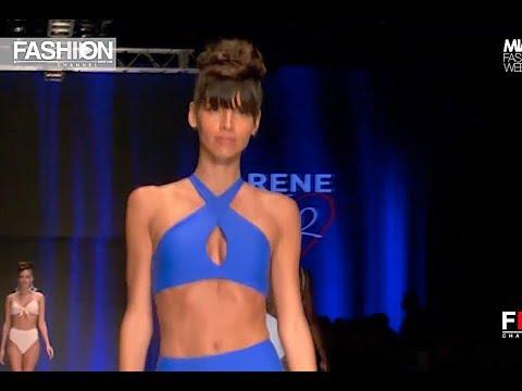 RENE BY RR Resort 2018 Miami Fashion Week - Fashion Channel