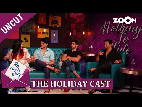 Priyank, Adah, Aashim and Veer | By Invite Only | Episode 22 | The Holiday | Full Episode
