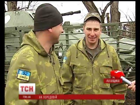 Бойовики на Луганщині використовують перемир'я для бойових навчань