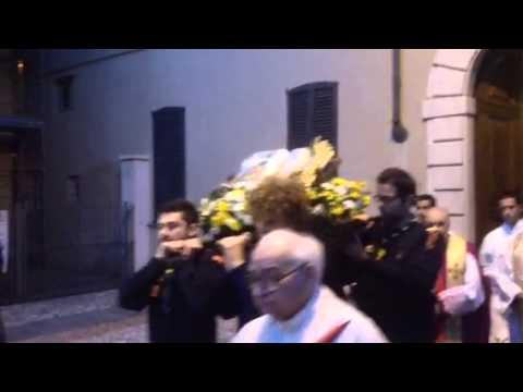 La reliquia di papa Wojtyla arriva a Varese