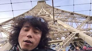 抽象度についてパリのエッフェル塔の上からお話をさせていただきます