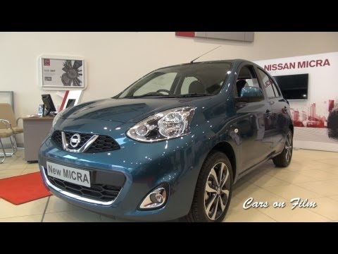 The New 2013 Nissan Micra