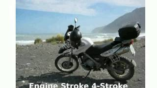 3. 2006 BMW F 650 GS Dakar Details and Specification