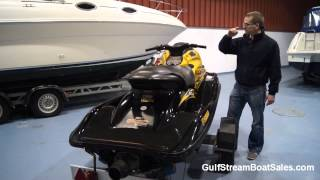 3. Yamaha GP1300R Waverunner For Sale