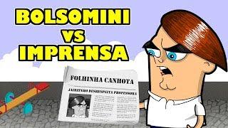 BOLSOMINI E A IMPRENSA! (com Nandinho Moura)
