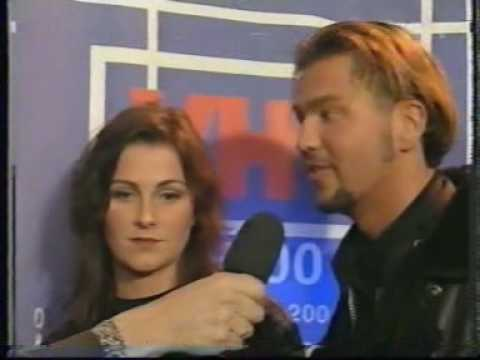 Ace Of Base - Living In Danger Live + Interview (MTV Awards).mpg
