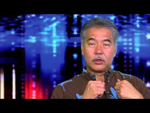 Statewide - Host Meli James speaks with Hawaii gubernatorial candidate State Senator David Ige. Senator Ige also answers viewer questions via social media.