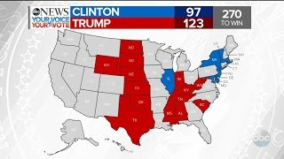 York (NE) United States  city photo : 2016 Election Results: NY, KS, ND, SD, WY, NE, TX | ABC News