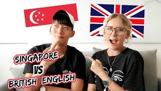 Video SINGAPORE ENGLISH VS BRITISH ENGLISH (Ft. Noah Yap) MP3, 3GP, MP4, WEBM, AVI, FLV Desember 2018