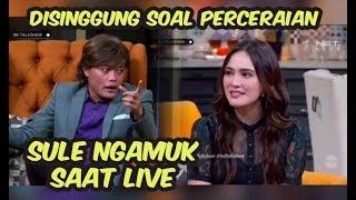 Video SULE NG4MUK!!! Rumah tangganya disinggung saat live talkshow,,, komedian bisa emosi MP3, 3GP, MP4, WEBM, AVI, FLV September 2018