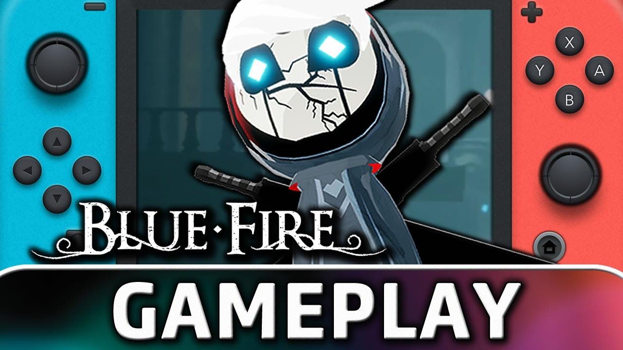 Blue Fire | Nintendo Switch Gameplay