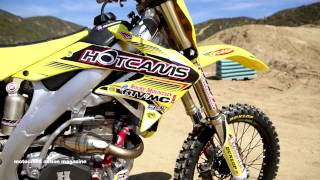 4. Motocross Action tests a 2008 Project Honda CRF450