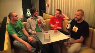 Video Rozhovor při křtu EP Na rovinu