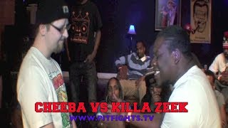 Pit Fights | Cheeba vs. Killer Zeek