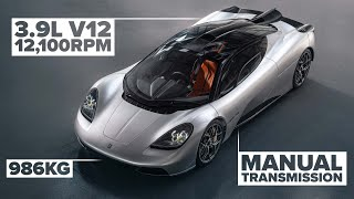 T50 by Gordon Murray, The New McLaren F1: In-Depth First Look   Carfection 4K by Carfection
