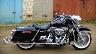 2. Harley-Davidson Road King FLHR 2007