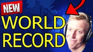 *World Record* Zero Damage Taken by TFUE (FULL GAME)
