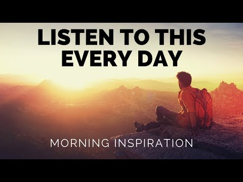 Chase Your Dreams - Morning Inspiration