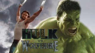 Nonton Hulk Vs Wolverine Epic Battle Trailer  Fan Made  Film Subtitle Indonesia Streaming Movie Download