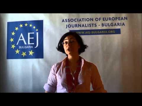 Видео обучение: Как да отразяваме европейските институции? Част 2: Процесите в България