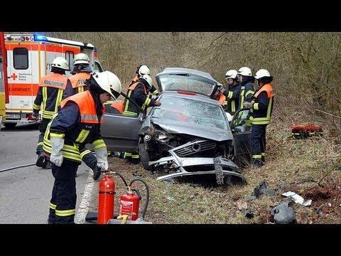 Kohlgrund: Rentner schwer verletzt eingeklemmt