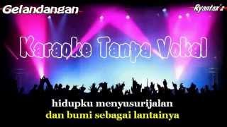 Video Karaoke Gelandangan Tanpa Vokal MP3, 3GP, MP4, WEBM, AVI, FLV September 2017
