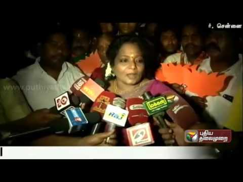 Neither-DMK-nor-ADMK-can-implement-total-prohibition-says-Tamilisai-Soundararajan