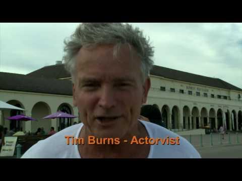 The wonderful Mr Tim Burns