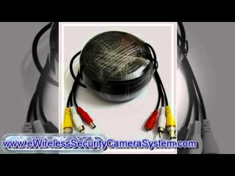 How to Hook Up a Wireless Security Camera to a PC