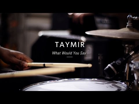 "Taymir ""What Would You Say"" At Guitar Center"